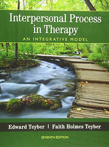 9781305271531: Interpersonal Process in Therapy: An Integrative Model