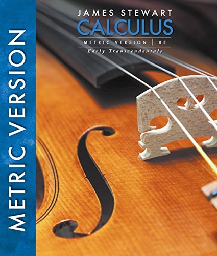 9781305272378: Calculus, Early Transcendentals, International Metric Edition: Early Transcendentals