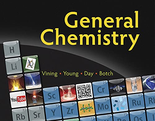 General Chemistry: Botch, Beatrice, Day,