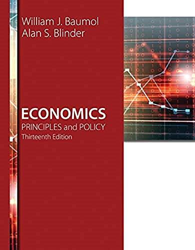 9781305280595: Economics: Principles and Policy