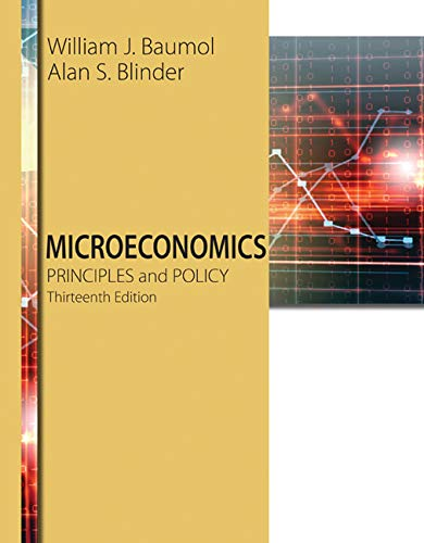 9781305280618: Microeconomics: Principles and Policy