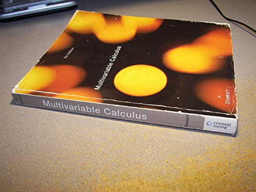 9781305281288: Multivariable Calculus
