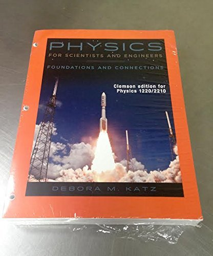 9781305289963: Physics for Scientists and Engineers: Foundations and Connections