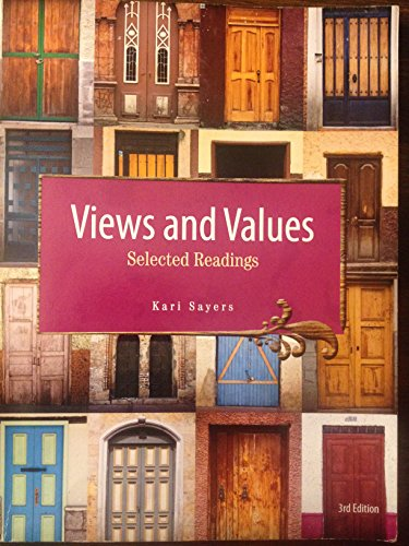 9781305292482: Views and Values
