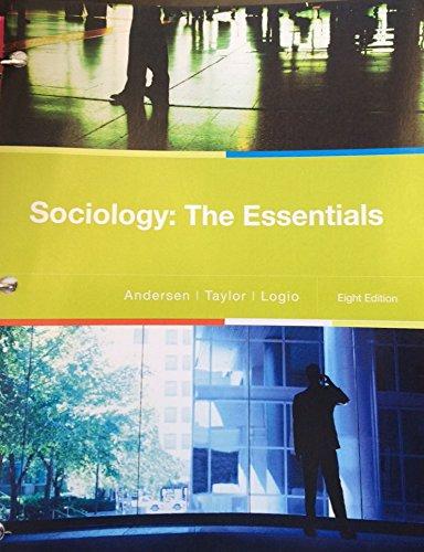 9781305303911: Sociology: The Essentials