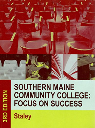 9781305306004: Southern Maine Community College: Focus on Success