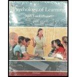 9781305312050: Psychology of Learning Saint Leo University Psy422