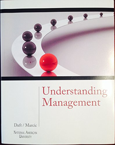 9781305313347: Understanding Management