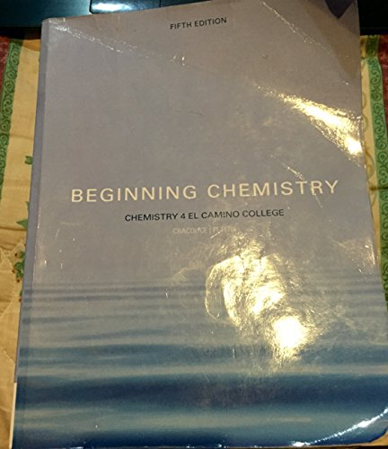 9781305317819: Introductory Chemistry: An Active Learning Approach, 5th Edition