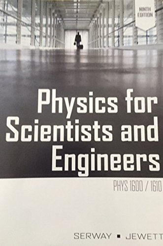 9781305318786: Physics for Scientists and Engineers