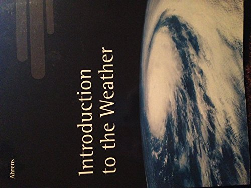 9781305320543: Introduction to the Weather