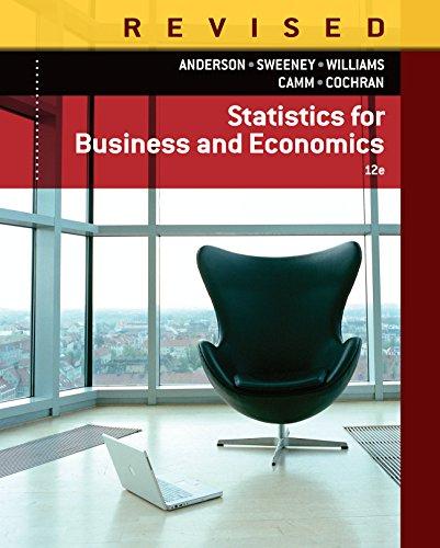 9781305361188: Bundle: Statistics for Business & Economics, Revised, 12th + MindTap Business Statistics Access Code