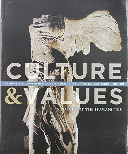9781305361263: Bundle: Culture and Values: A Survey of the Humanities, 8th + MindTap Art & Humanities, 1 term (6 months) Printed Access Card