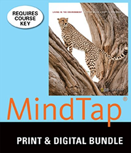9781305361300: Bundle: Living in the Environment, 18th + MindTap Environmental Science Printed Access Card