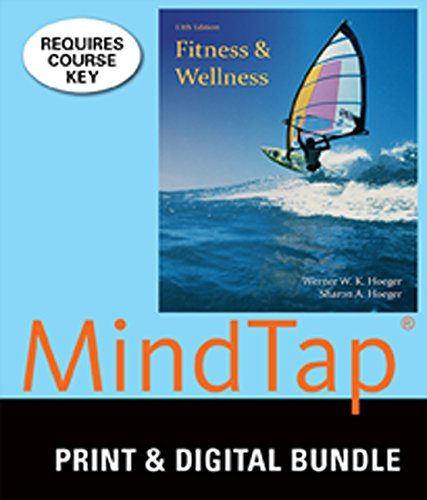 9781305361331: Bundle: Fitness and Wellness, 11th + MindTap Health, 1 term (6 months) Printed Access Card