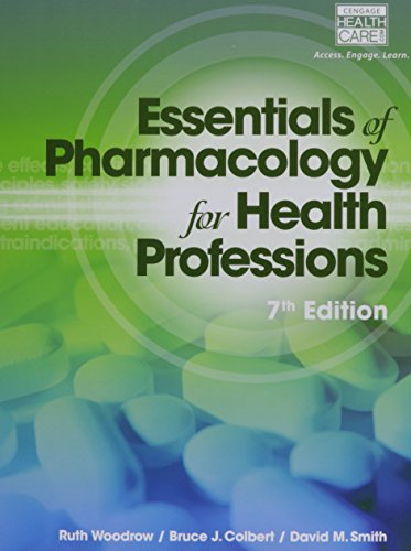 Bundle: Essentials of Pharmacology for Health Professions, 7th + MindTap Pharmacology Printed Access
