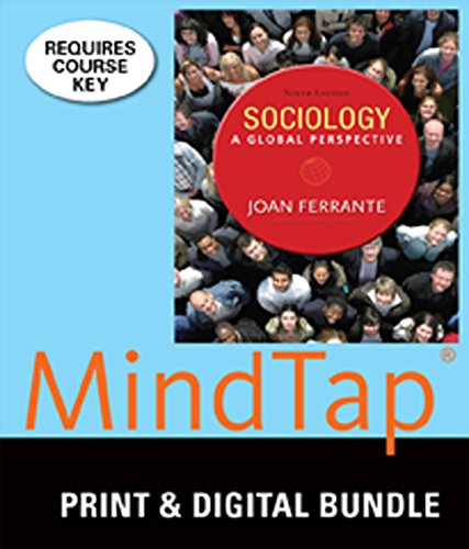 9781305361652: Bundle: Sociology: A Global Perspective, 9th + MindTap Sociology, 1 term (6 months) Printed Access Card