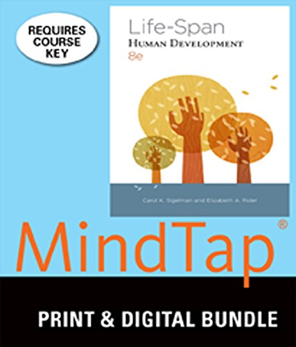 9781305361775: Bundle: Life-Span Human Development, 8th + MindTap Psychology, 1 term (6 months) Access Code