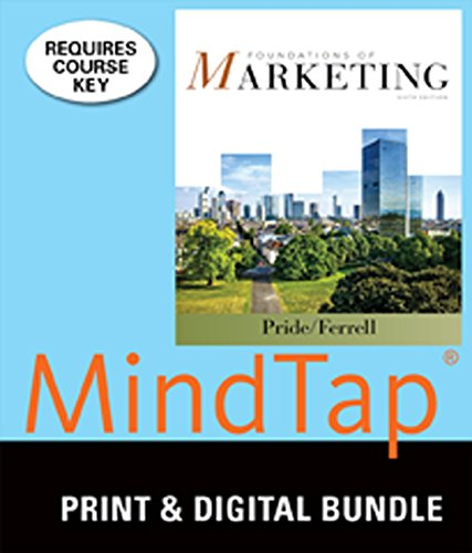 9781305361867: Bundle: Foundations of Marketing, 6th + MindTap Marketing, 1 term (6 months) Printed Access Card
