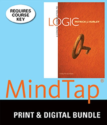 9781305361881: Bundle: A Concise Introduction to Logic, 12th + MindTap Philosophy Printed Access Card
