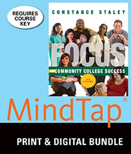 9781305362604: Bundle: FOCUS on Community College Success, 3rd + MindTap College Success, 1 term (6 months) Printed Access Card