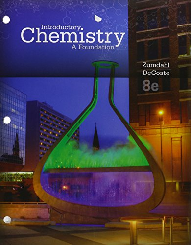 9781305367333: Bundle: Introductory Chemistry: A Foundation, 8th + OWLv2 6-Months Printed Access Card