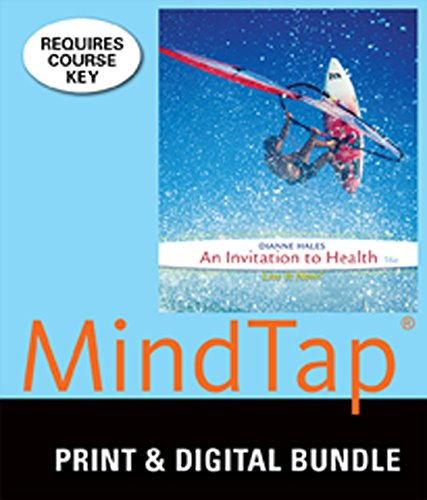 9781305367401: Bundle: Cengage Advantage Books: An Invitation to Health, Loose-leaf Version, 16th + MindTap Health, 1 term (6 months) Printed Access Card
