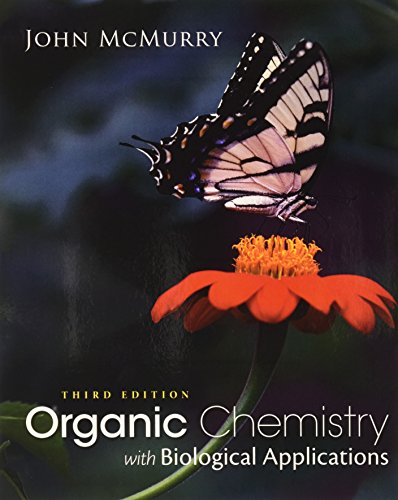 9781305367432: Bundle: Organic Chemistry with Biological Applications, 3rd, Loose-Leaf + OWLv2 6-Months Printed Access Card