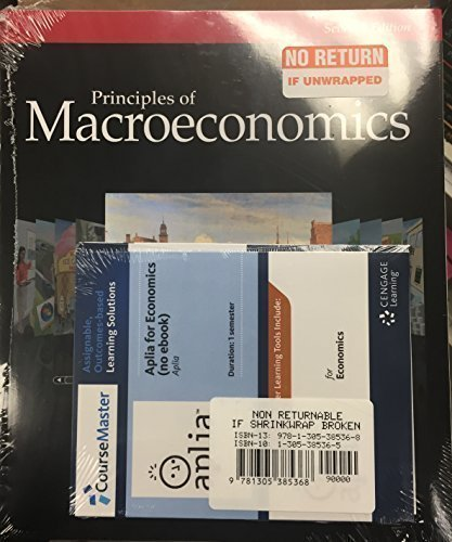 9781305385368: Principle of Macroeconomics 7th Edition