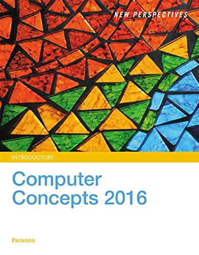 9781305387751: New Perspectives on Computer Concepts 2016, Introductory