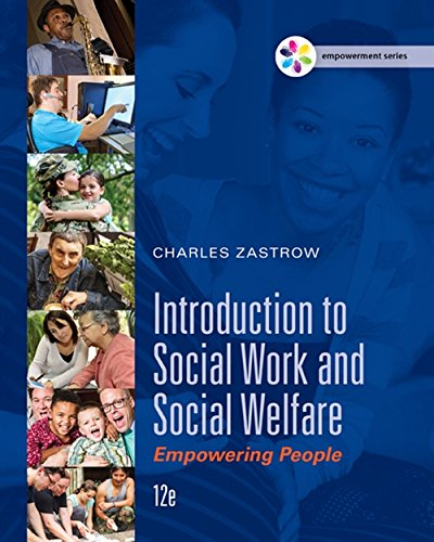 Empowerment Series: Introduction to Social Work and Social Welfare: Empowering People (Hardcover): ...