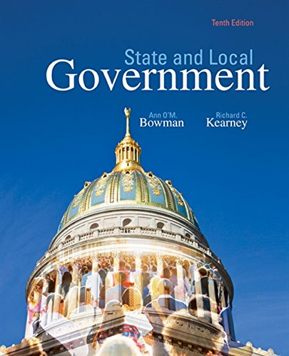 9781305388475: State and Local Government