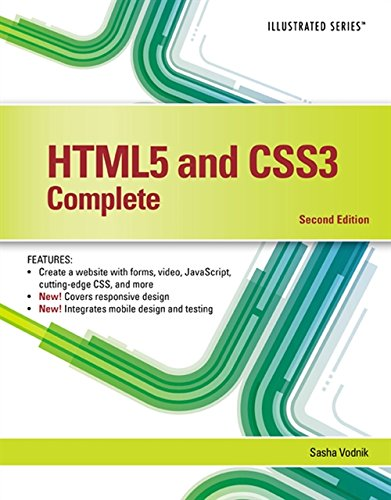 9781305394049: HTML5 and CSS3, Illustrated Complete