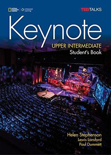 9781305399136: Keynote. Upper-intermediate. Student's book. Con e-book. Con espansione online. Per le Scuole superiori. Con DVD-ROM