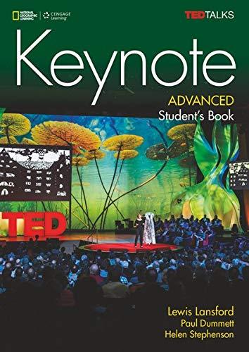 9781305399150: Keynote Advanced with DVD-ROM (Keynote (American English))