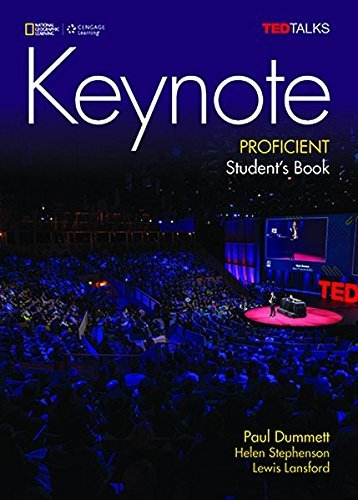 9781305399181: Keynote Proficient. Alumno (+ DVD-ROM)