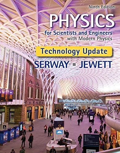 9781305401969: Physics for Scientists and Engineers with Modern Physics, Technology Update