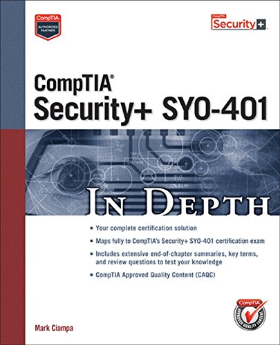 CompTIA Security  SY0-401 In Depth
