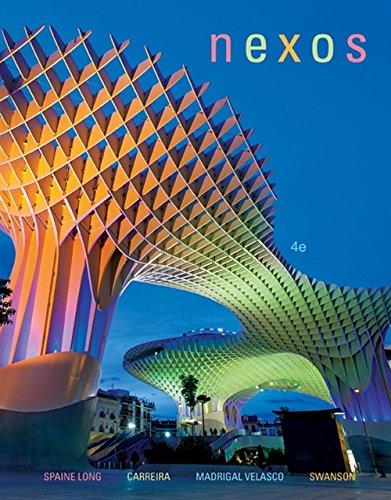 9781305404311: Nexos (World Languages) - Standalone book