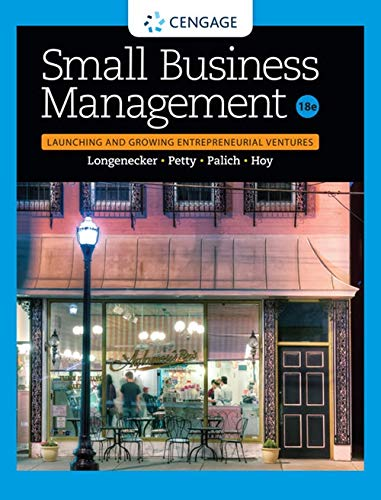 9781305405745: Small Business Management: Launching & Growing Entrepreneurial Ventures