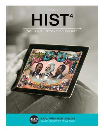 HIST4, Volume 1 (With Online, 1 Term: Kevin Schultz (author)