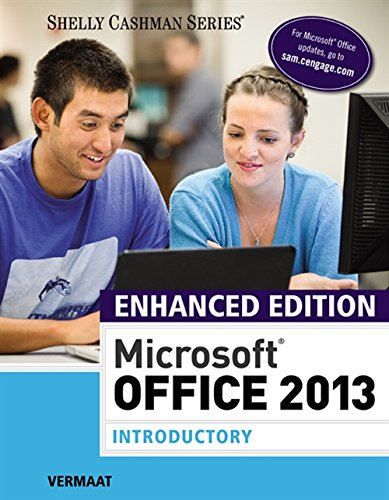 9781305408982: Enhanced Microsoft Office 2013: Introductory (Microsoft Office 2013 Enhanced Editions)