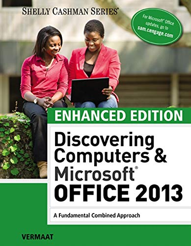 9781305409033: Enhanced Discovering Computers & Microsoft Office 2013: A Combined Fundamental Approach (Microsoft Office 2013 Enhanced Editions)