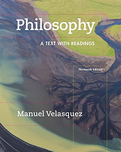 9781305410473: Philosophy: A Text with Readings