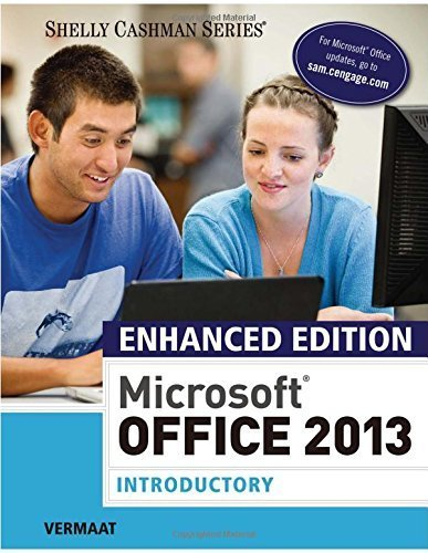 9781305411012: Enhanced Microsoft Office 2013, Introductory: Instructor's Edition