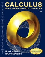 9781305412859: Bundle: Calculus: Early Transcendental Functions, 6th + Student Solutions Manual + Enhanced Webassign Printed Access Card for Calculus, Multi-term Courses, 6th