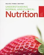 9781305413122: Bundle: Understanding Normal and Clinical Nutrition, 10th + Diet Analysis Plus 2-semester Printed Access Card, 10th, 10th Edition