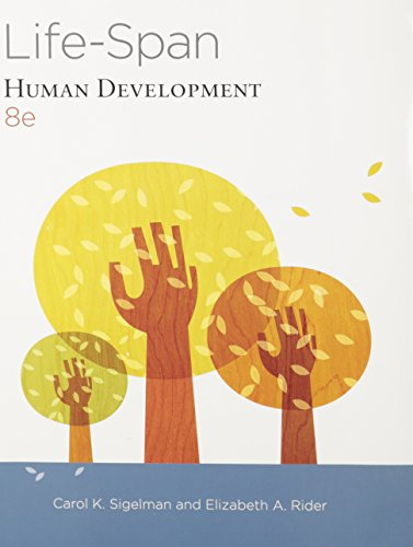Life-span Human Development + Lms Integrated for: Sigelman, Carol K./