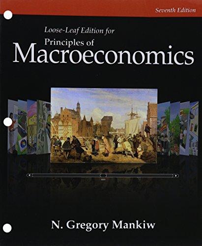 9781305416130: Bundle: Principles of Macroeconomics, 7th + LMS Integrated MindTap Economics, 1 term (6 months) Printed Access Card