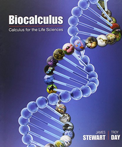 9781305420878: Bundle: Biocalculus: Calculus for Life Sciences + WebAssign Printed Access Card for Stewart/Day's Biocalculus: Calculus, Probability, and Statistics for the Life Sciences, 1st Edition, Multi-Term